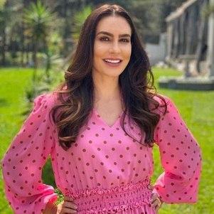 Ticiana Villas Boas gravou piloto de possível novo programa do SBT