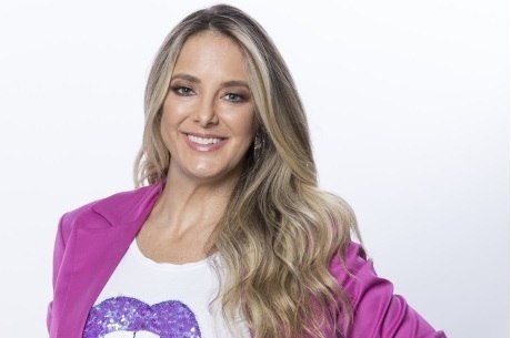 Ticiane Pinheiro é uma das apresentadoras do Hoje em Dia