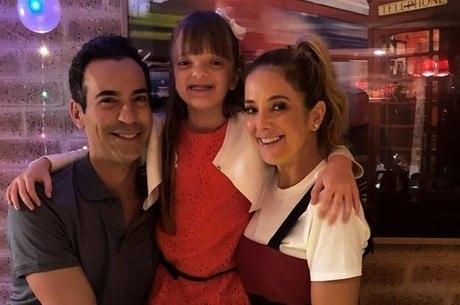 Cesar Tralli, Rafinha Justus e Ticiane Pinheiro