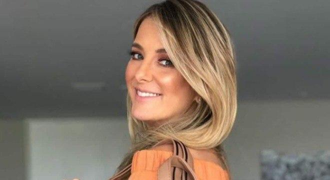 Ticiane Pinheiro comparou foto de infância com Manuella