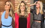 LooksTici se destaca com os looks escolhidos para apresentar o programa e ainda compartilha cliques exclusivos com os seus fãs nas redes sociais