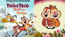 Tico e Teco aprontam todas em trailer de nova série animada