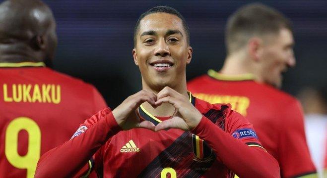 Tielemans, o segundo gol de Bélgica 2 X 0 Inglaterra