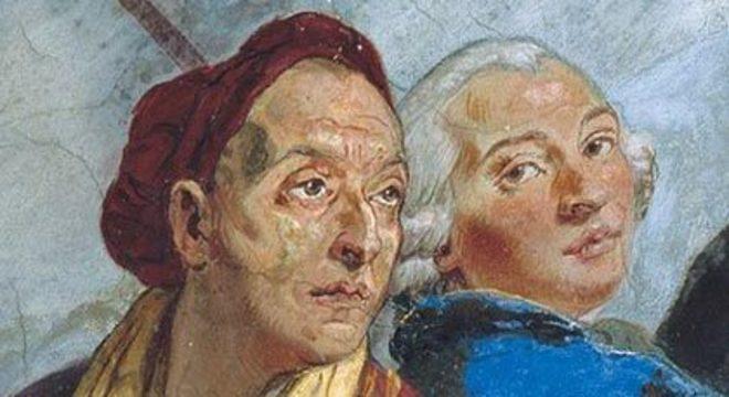 Tiepolo e o Príncipe-Bispo Schoenborn