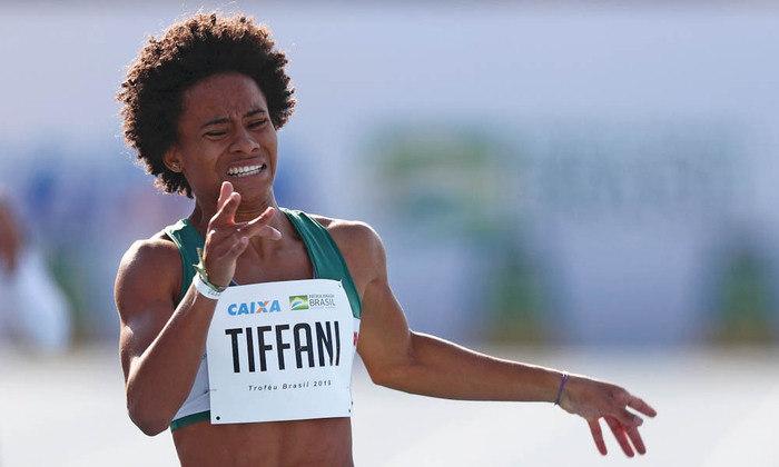 Tiffani Marinho participa das eliminatórias nos 400m, às 21h45.