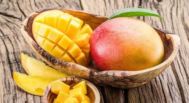 Uma fruta, muitas vitaminas