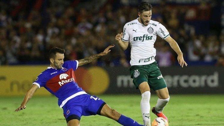 Tigre 0 x 2 Palmeiras - Copa Libertadores 2020 - Fase de Grupos