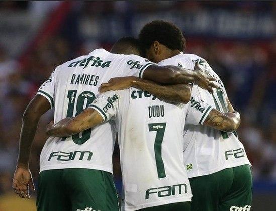 Tigre 0x2 Palmeiras - fase de grupos de 2020
