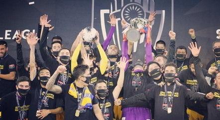 Tigres venceu Liga dos Campeões da Concacaf