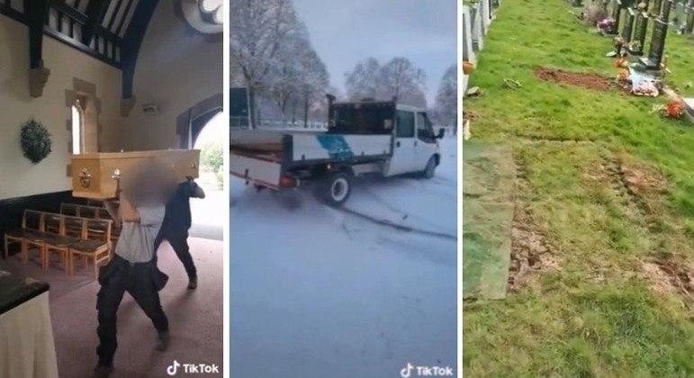 """Vídeos de funcionários foram considerados """"nojentos"""""""