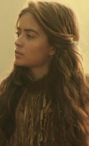 Tila (Anna Rita Cerqueira): Terceira filha de Adão e Eva.