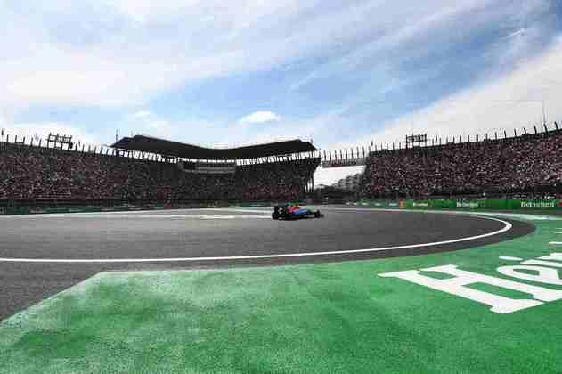Tilke também ajudou a readaptar o circuito Hermanos Rodriguez para que o México retornasse ao calendário da Fórmula 1, em 2015