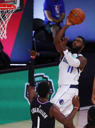 Tim Hardaway Jr (Dallas Mavericks) 6,5 - Segundo cestinha do Mavericks na partida, Hardaway Jr ficou com 18 pontos e seis rebotes. O ala-armador acertou quatro de 11 tentativas de três