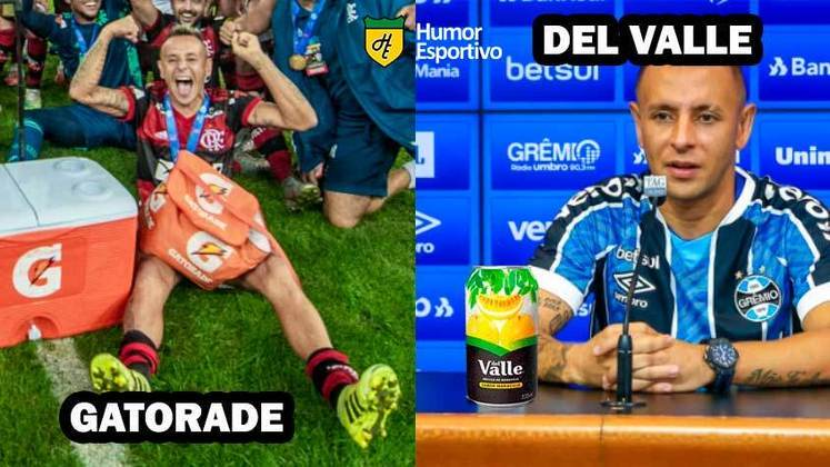 Time gaúcho perdeu novamente para o Independiente Del Valle e foi eliminado da Libertadores antes da fase de grupos. Memes com provocações bombaram nas redes sociais. Confira! (Por Humor Esportivo)