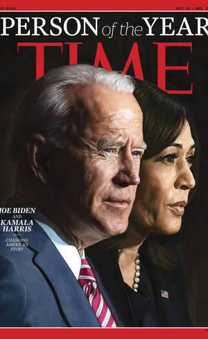 Biden e Kamala venceram as eleições nos Estados Unidos
