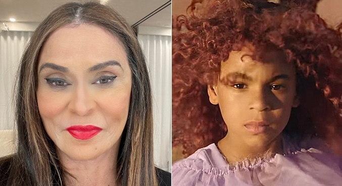 Talento de Blue Ivy para maquiagem chamou a atenção de internautas