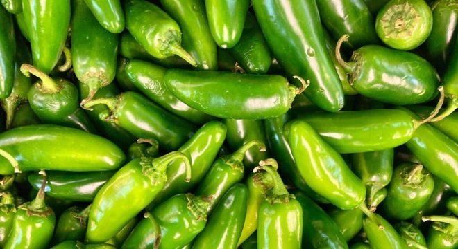 tipos de pimentas
