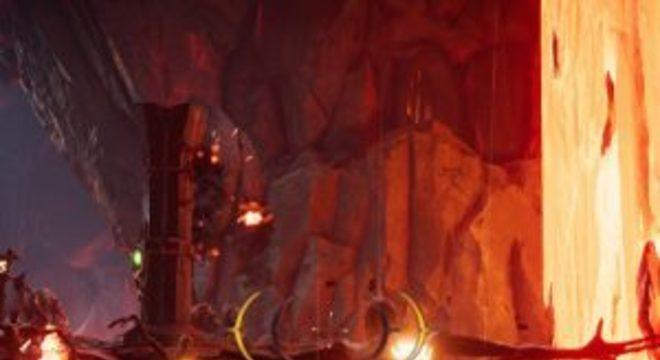 Tiro em primeira pessoa musical, Metal: Hellsinger é anunciado para PC e consoles da nova geração