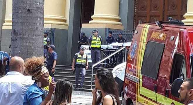 Quatro pessoas foram mortas por atirador em Campinas, em SP