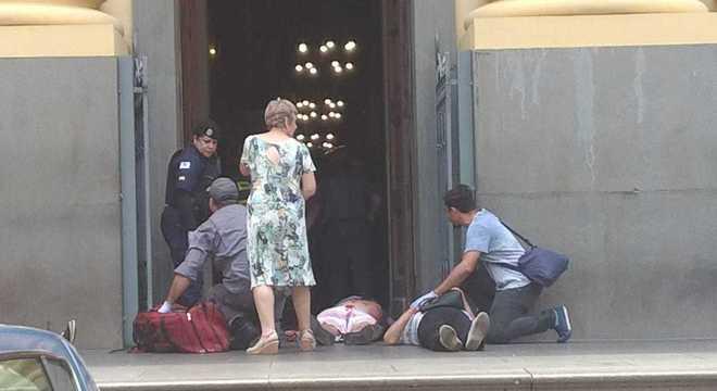 Tiros deixam mortos e feridos em catedral no centro de Campinas, em SP