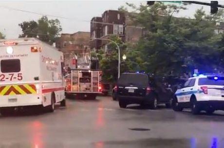 Tiroteio aconteceu em bairro no sul de Chicago