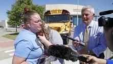 Polícia dos EUA prende suspeito de tiroteio em escola no Texas
