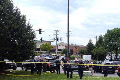 Tiroteio em jornal de Maryland deixou 5 mortos