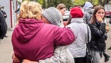 Estudante abre fogo e mata seis pessoas em tiroteio na Rússia