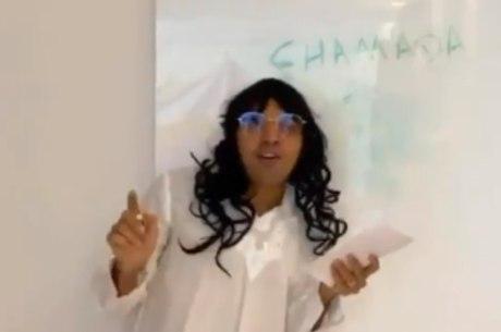 Tirullipa ataca de professora em chamada em 2030