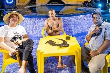 Tirullipa participou de live de Safadão e Luiz Carlos