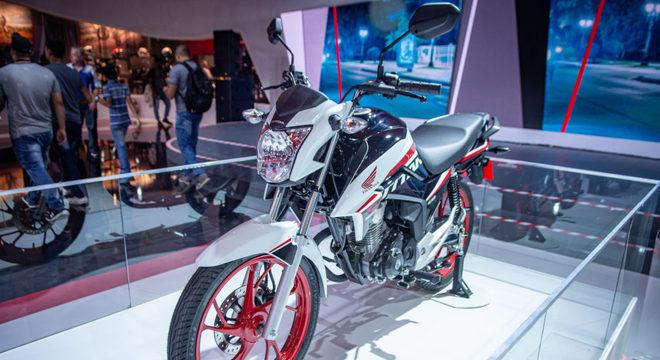 Titan S, a nova versão topo de linha da família Honda CG / Foto: Fabiano Godoy/MinutoMotor