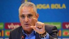 'Por favor, encontrem um campo melhor para o Brasil jogar.' Tite