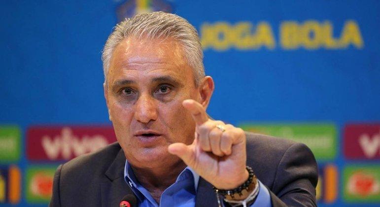 Tite sabe. O Nilton Santos foi um estádio escolhido para 'ajudar' o Brasil na Copa América