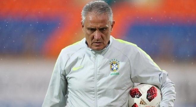 Primeiro objetivo de Tite na seleção é a conquista da Copa América do Brasil