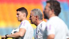 Xavi, Muricy, revolta dos jogadores. Pior momento de Tite na Seleção