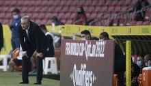 Acusação a Caboclo trouxe paz a Tite, que não quer a Copa América
