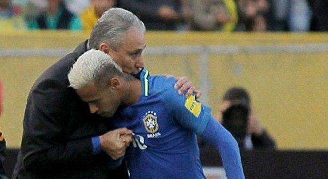 O tratamento diferenciado a Neymar não aconteceria com Jorge Jesus