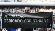Tite tira Brasil e Argentina de Pernambuco e leva para Itaquera