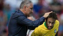Tite usará Copa América para montar time da Copa. Com Neymar
