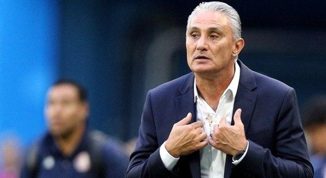 Treinador Tite foi diferente e Brasil conseguiu primeira vitória na Copa da Rússia