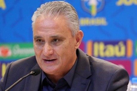 Tite anunciou os convocados para seleção brasileira