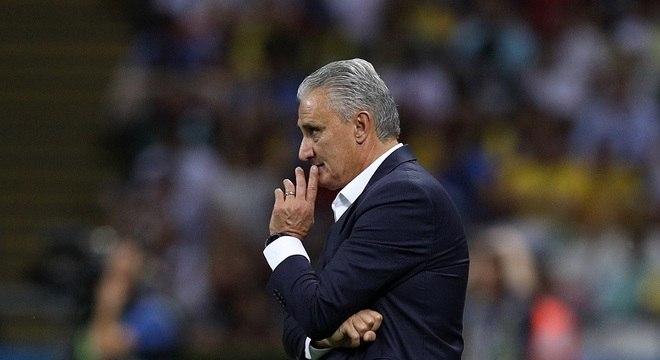 Tite anunciará convocados para amistosos contra EUA e El Salvador nesta sexta (17)