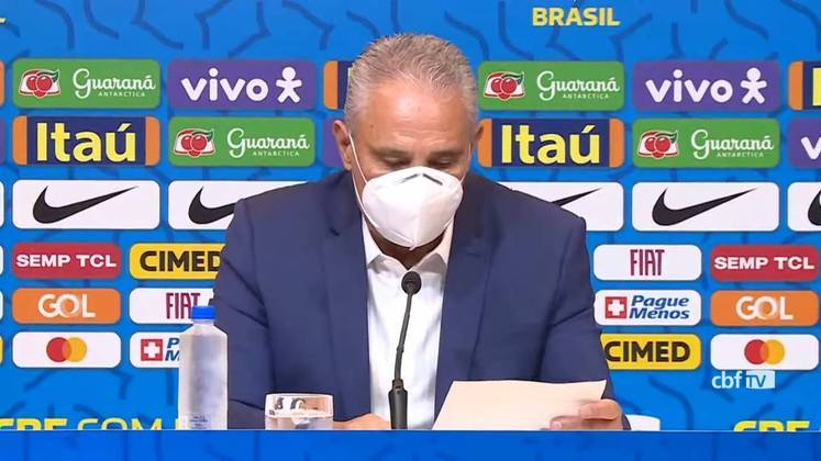 Tite - técnico - 60 anos - atualmente comanda a Seleção Brasileira.