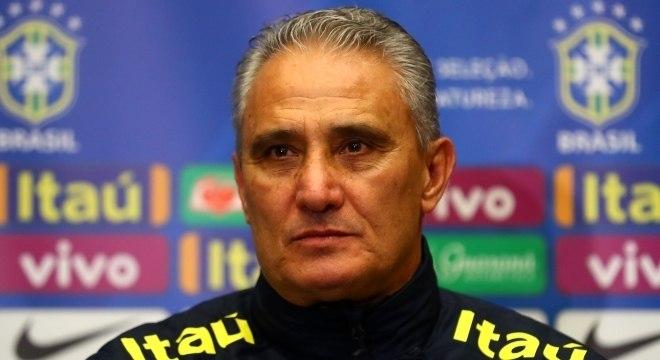 O técnico Tite vai convocar a seleção para os amistosos contra Rússia e Alemanha