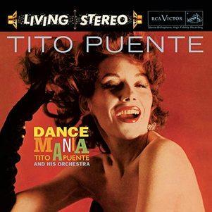 Álbum Dance Mania de Tito Puente e sua Orquestra, lançado em 1958