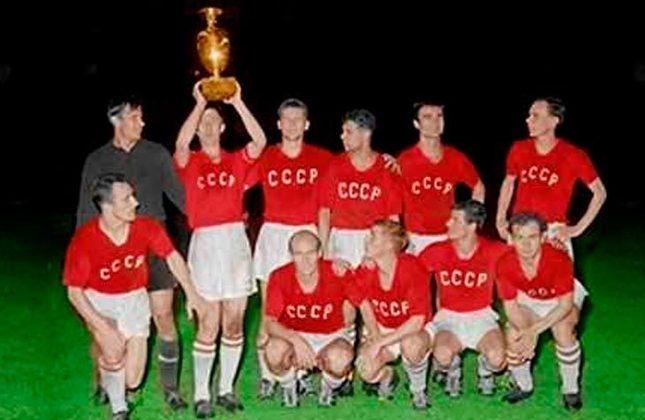 Título conquistado: Eurocopa de 1960 (foto)
