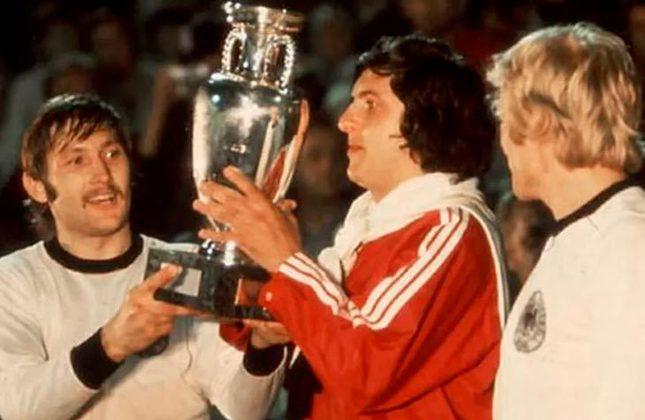 Título conquistado: Eurocopa de 1976 (foto)