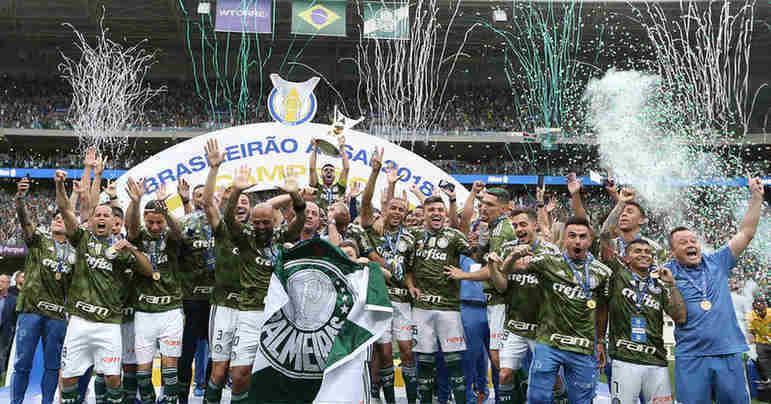 Título do Brasileiro de 2018: Conhecido pelo trabalho vitorioso nas copas, Felipão leva o Palmeiras às semifinais da Libertadores e Copa do Brasil, porém uma campanha irretocável no Brasileirão leva o time à conquista nacional. O treinador é campeão de maneira invicta.