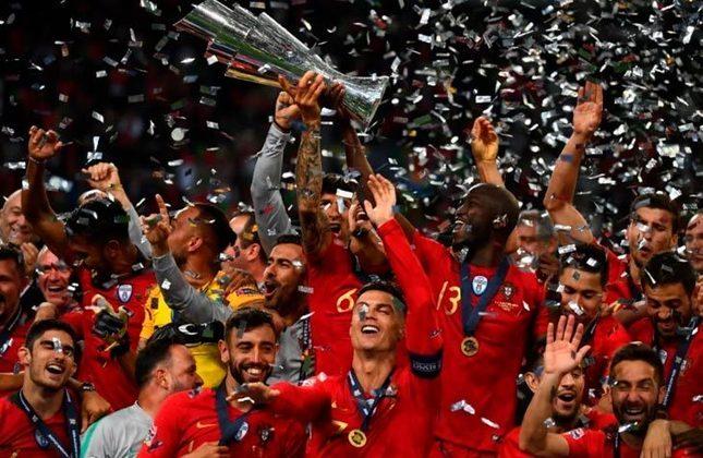 Títulos conquistados: Eurocopa de 2016 e Nations League de 2019 (foto)