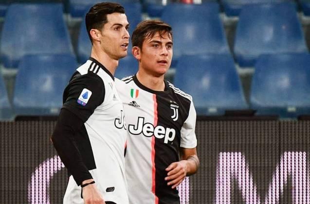 Títulos do Juventus na década: Campeonato Italiano (2011/12,  2012/13, 2013/14, 2014/15, 2015/16, 2016/17, 2017/18, 2018/19 e 2019/20), Copa da Itália (2014/15, 2015/16, 2016/17 e 2017/18) e Supercopa da Itália (2012, 2013, 2015, 2018 e 2020).